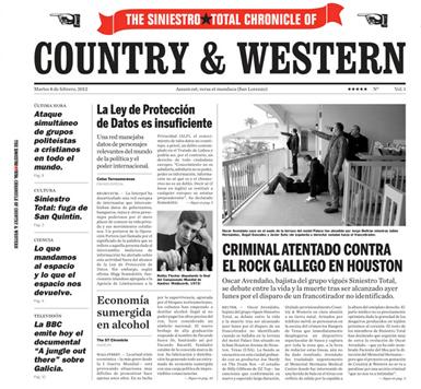 Country & Western  -  Precio: 20€