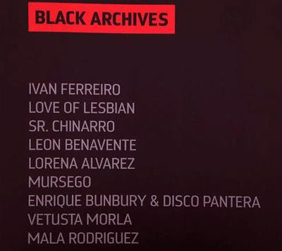 Black Archives: Varios Artistas