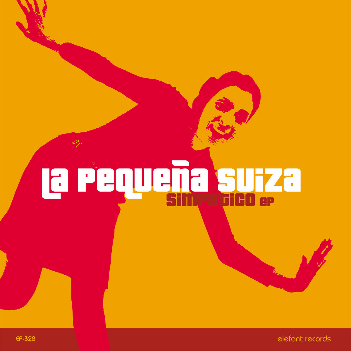La Pequeña Suiza - Simpático EP - Precio: 16 €
