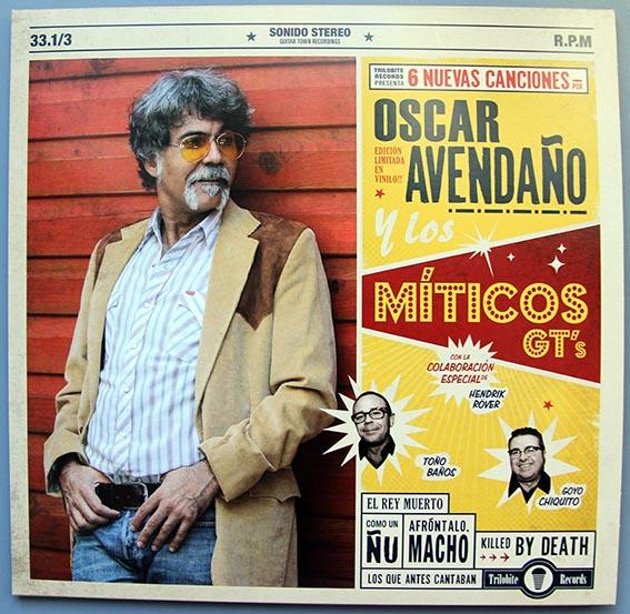 Oscar Avendaño - Precio 15€