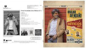 Oscar Avendaño & los míticos GT´s